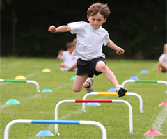 physical education and equipments